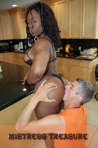 Black Mistress Ass Worship